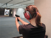 Florida concealed carry firearm private training